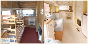 Caro Light Before And After Travel Trailer Renovations Rv Obsession