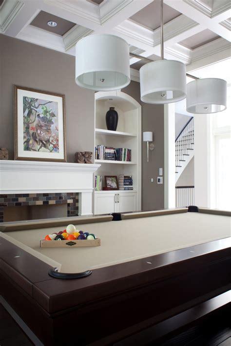pool table room decor 5 outstanding billiard room designs digsdigs