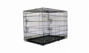 metal dog crates with dividers groupon With best deals on dog crates