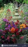 Finial Stock Photos & Finial Stock Images - Alamy purple and orange flower garden
