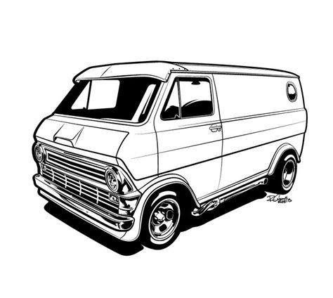 Kleurplaat Hotrod by Pin By Andy Steinbaugh On Color It Camioneta Dibujo