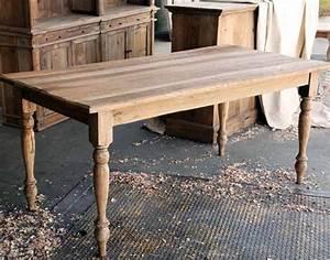 Park Hill Old Elm Farm House Table - NB331