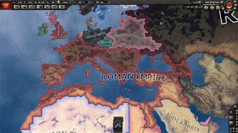 I remade the Roman Empire at its peak in 117 A.D with ...