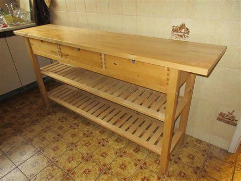 ikea norden solid wood sideboardworkbench sedgley walsall