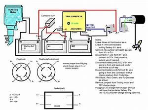 12 Volt Battery Line Diagram Wiring Schematic