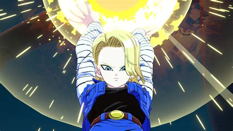 Try the latest version of dragon ball legends for android Android 18 Dragon Ball Fighterz 8K #7615