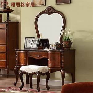 free shipping yaju h6329 american home bedroom furniture With bedroom furniture sets with dressing table