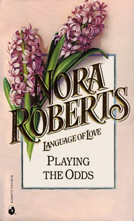 playing  odds  macgregors   nora roberts