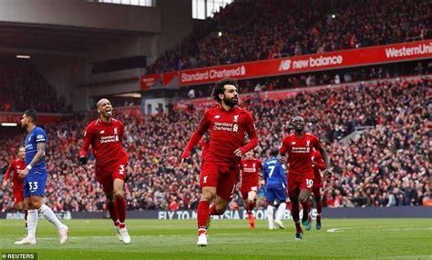 Liverpool 2-0 Chelsea: Salah scores sensational 30-yard ...