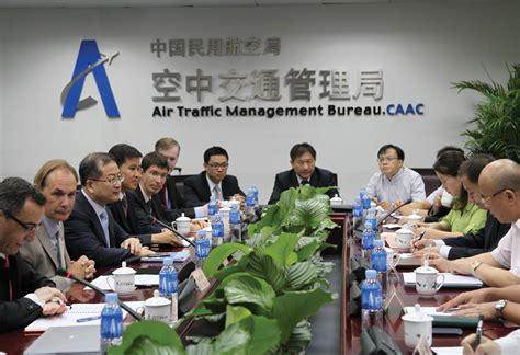 am agement bureaux china improves atm with help from partners air transport