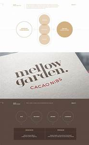 Mellow Garden Brand Experience Design On Behance In 2020