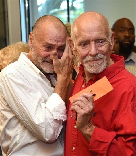 Same Sex Couples Celebrate First Weddings In Las Vegas