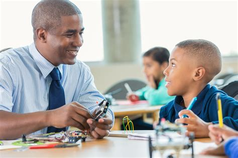 Why black and brown students need black and brown teachers - Houston Chronicle
