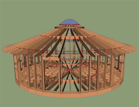 Framing Concrete Basement Walls by Why Our Ancestors Built Round Houses And Why It Still