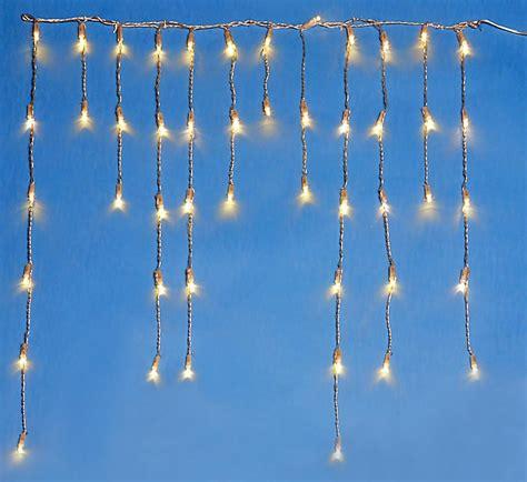 Weihnachtsdeko Fenster Saugnapf by Led Fenster Eislichtvorhang Zur Weihnachtsdekoration