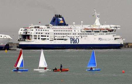 Dover Harbour Board under fire from irate ferry firms