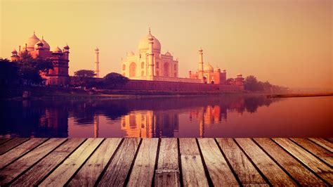 Indian Image by Taj Mahal India World Wonders One Of Them Wallpapers Hd