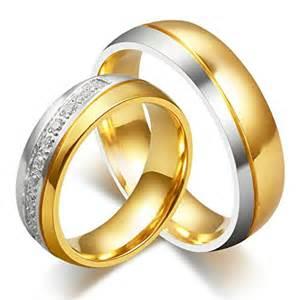 prix alliance mariage anazoz bague femme titane acier inoxydable classique anneau bague mariage promise pavé