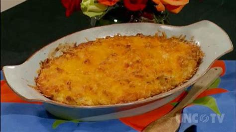 crab macaroni  cheese casserole recipe entree recipes