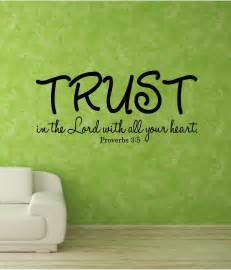 Bible Scriptures On Faith and Trust