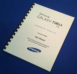 Samsung Galaxy Tablet Tab 4 7 0  Wi