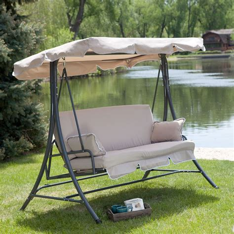 canapé swing replacement canopy for swing garden winds canada