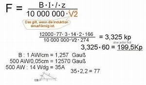Hebelwirkung Berechnen : ringf rmige induktionsmaschine ~ Themetempest.com Abrechnung