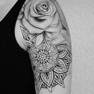 mandala rose tattoo buscar  google disenos tatuajes