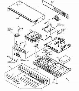 Panasonic Dvd Recorder Parts