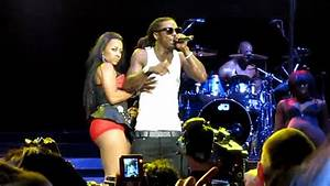 Lil Wayne Shanell& Nicki Minaj Play In My Band HD Live ...