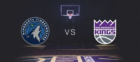 Minnesota Timberwolves vs Sacramento Kings Live Stream-NBAbite