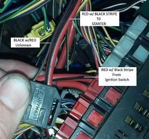 Vr6 Starter Wiring  Vr6  Free Engine Image For User Manual