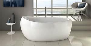salle de bain zen avec baignoire ilot blog espace aubade With salle de bain baignoire ilot