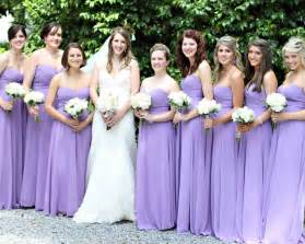 lavender bridesmaid dresses chic bridesmaid dress lavender purple bridesmaid dresses