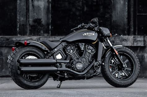 Indian Scout 4k Wallpapers by Indian Scout Bobber Daniel S Edition Unveiled Is