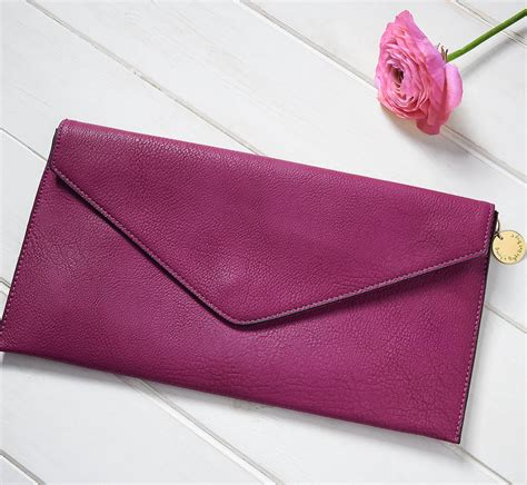 personalised clutch bag  lily belle notonthehighstreetcom