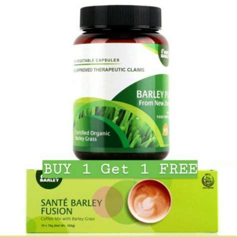 Philippines herbalism pure products coffee healthy check food kaffee cup of coffee. AUTHENTIC BUY 1 GET 1 Sante Barley Pure Bottle with Free Sante Fusion Coffee | Shopee Philippines