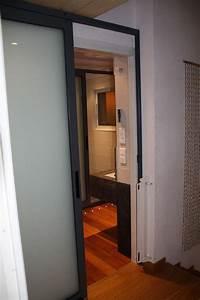 salle de bain suite et fin le blog de tropolotrop With porte de douche coulissante avec seche serviette electrique petite salle de bain