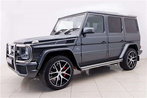 Search over 1,000 listings to find the best local deals. Mercedes Benz G Class G63 AMG for sale in Gauteng | Auto Mart
