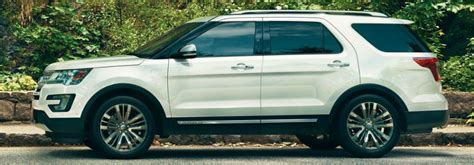 engine options    ford explorer
