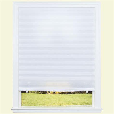 light filtering curtain fabric redi shade white fabric light filtering window shade 36