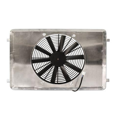 electric fan with shroud electric fan shroud 6 cyl v 8 14 quot single