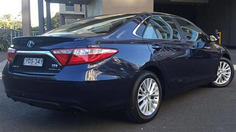 Toyota Camry Hybrid Picture by Toyota Camry Hybrid Atara Sl 2016 Review Carsguide