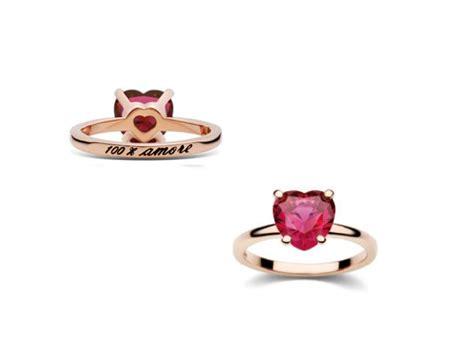 anello pomellato cuore 100 dodo pomellato