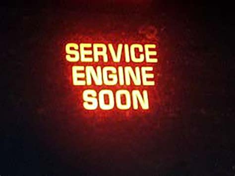 The Dreaded Glowing Service Engine Soon Light Cc Tech