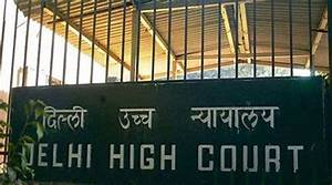HC Of Delhi Voices Concern Over Safety Of Legal Fraternity ...
