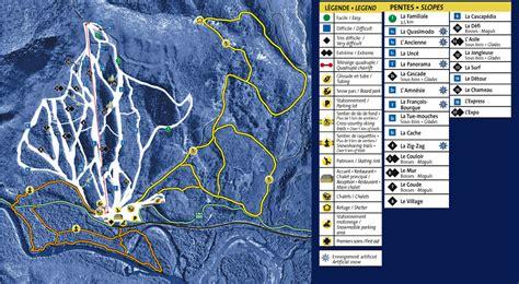Mont Pin Rouge - SkiMap.org