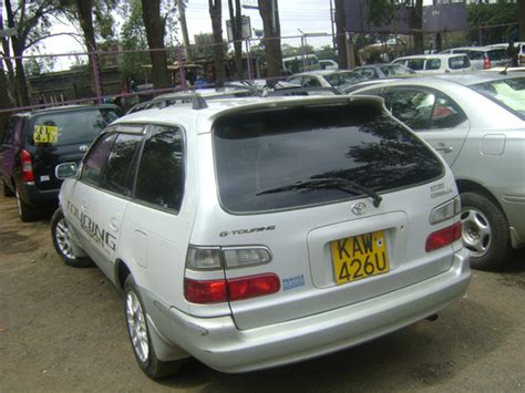 Toyota Corolla Gtouringpicture # 12 , Reviews, News
