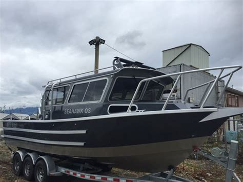 north river seahawk offshore  boat  sale