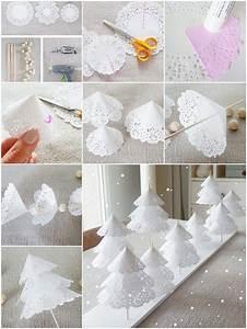 Tischdeko Zu Weihnachten Ideen : weihnachtsbaum zum hinstellen selbermachen f r die tischdeko zu weihnachten tolle idee und ganz ~ Markanthonyermac.com Haus und Dekorationen